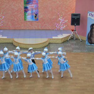 Х открытый фестиваль современного танца «Свободный полет»