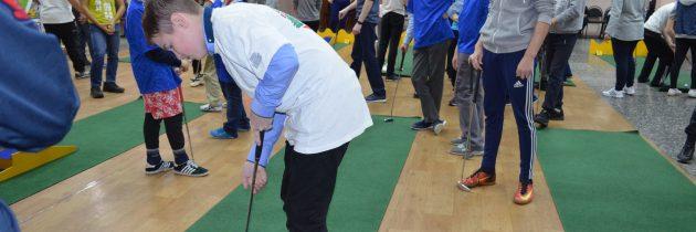 Первенство г.о. Тольятти по мини-гольфу среди юношей и девушек с ограниченными возможностями здоровья