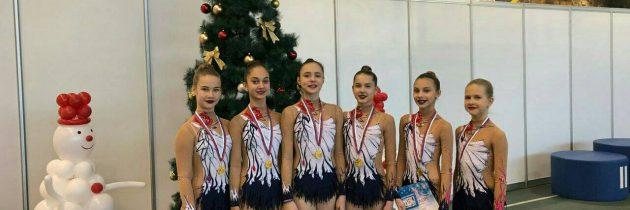 Открытое первенство Самарской области по художественной гимнастике