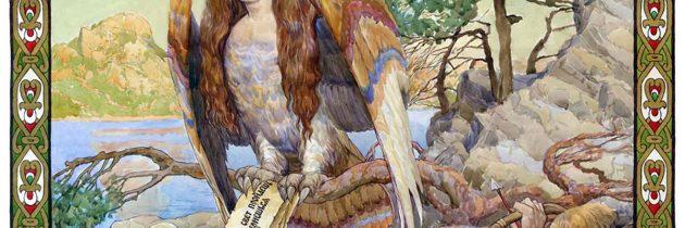 Итоги Открытого Всероссийского конкурса-выставки детского творчества «Гамаюн – Птица вещая» (2017-2018 год)
