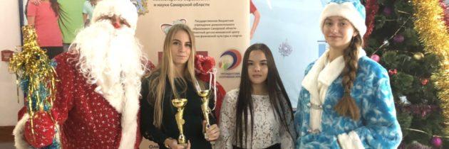 Юные спортсмены Самарской области собрались на Олимпийском балу