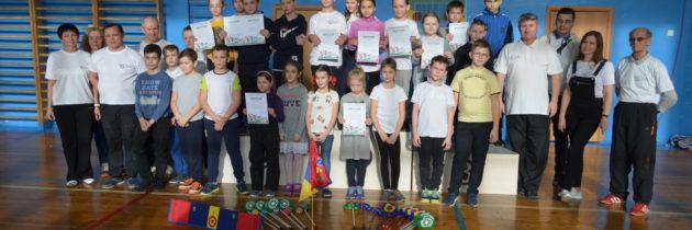 II этап Всероссийских соревнований по гольфу среди школьников образовательных учреждений г.о. Тольятти
