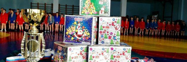 Итоги открытого первенства Тольятти по самбо на призы Деда Мороза