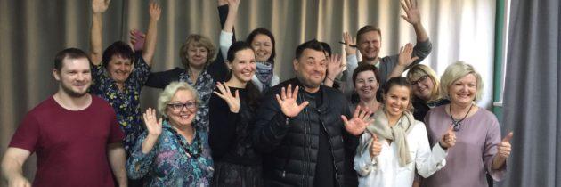 Сергей Жуков посетил МБОУ ДО «Свежий ветер»