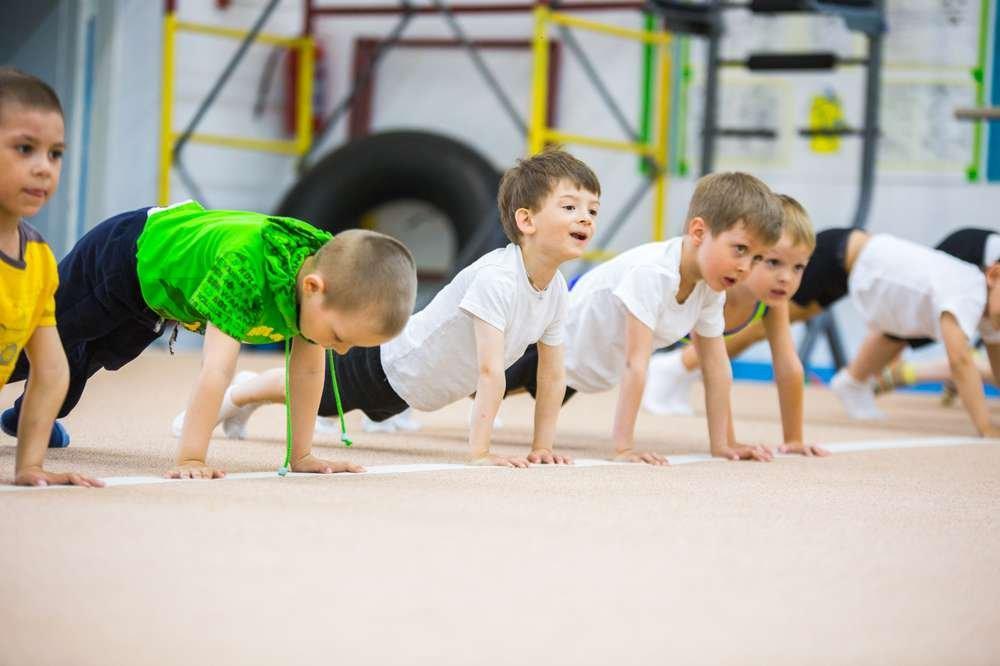картинки с детьми занимающихся физкультурой цены печать