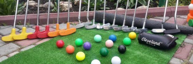 Гольф для всех: «Лунка для гольфа своими руками»