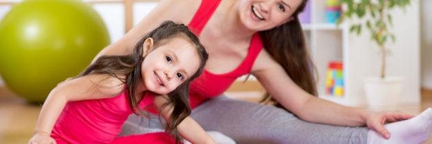 Упражнения на мышцы живота в домашних условиях