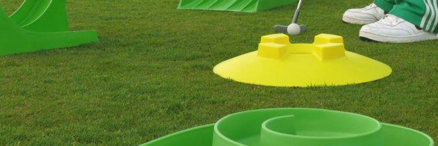 Изготовление разнообразных видов лунок в домашних условиях для проведения игр в мини-гольф (продолжение)