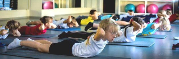 Пилатес для укрепления мышц спины