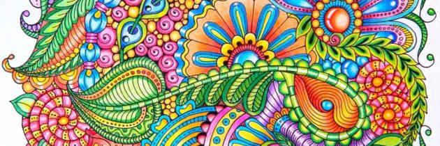 Антистрессовые рисунки «Зендудлы»