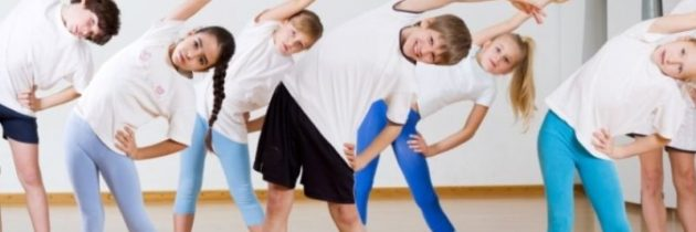 Комплекс упражнений для разминки