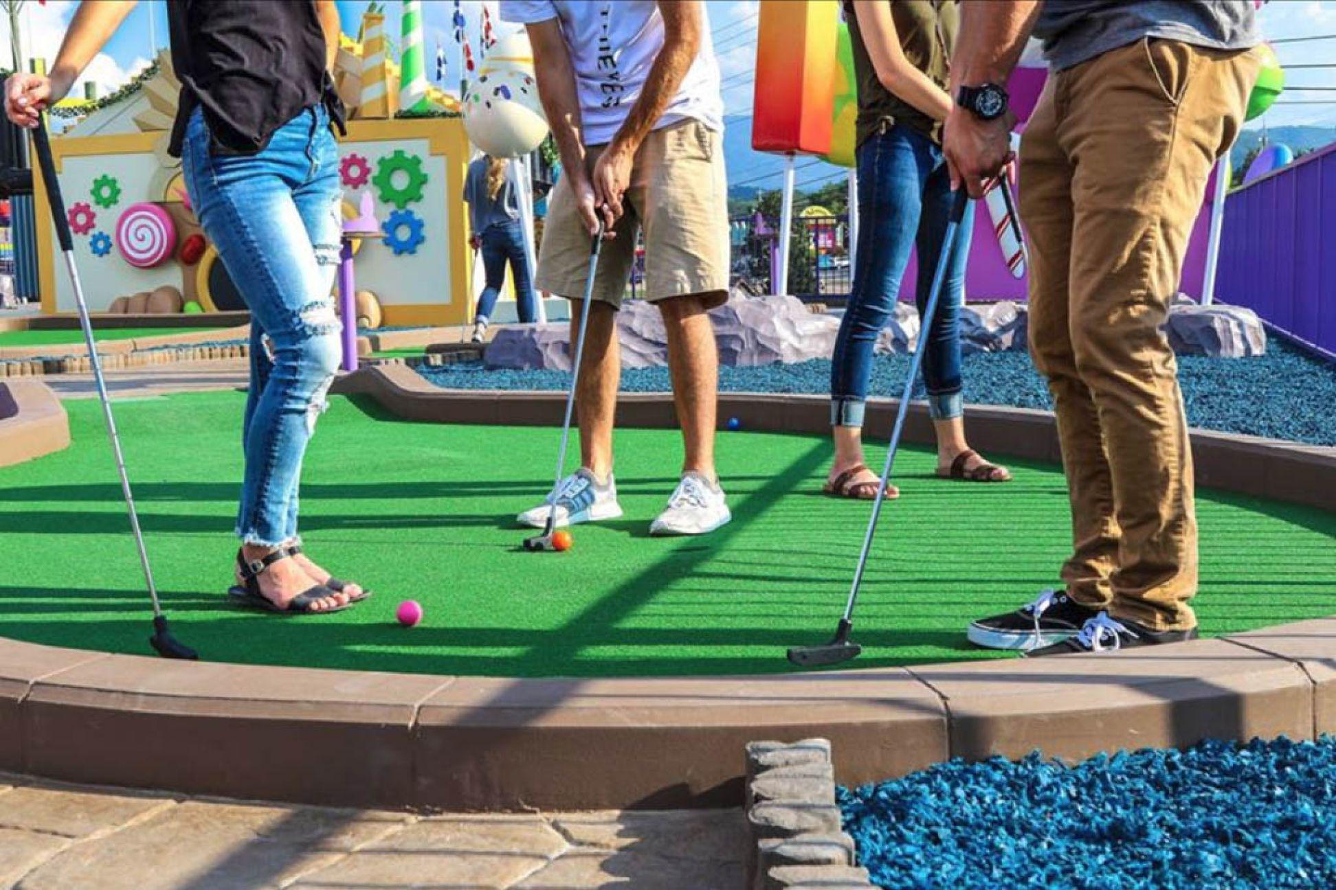 Картинки по мини гольфу