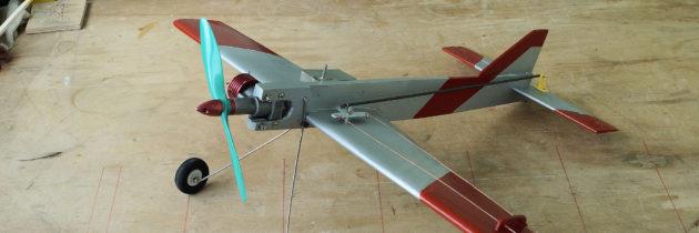 Технология обтяжки авиамодели пленкой