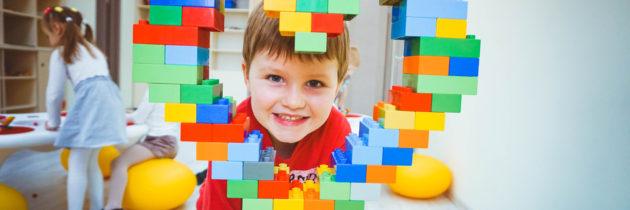 Городской конкурс «Легоконструирование»