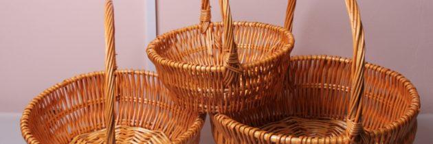 «Плетение корзинок» (Торсионная техника)