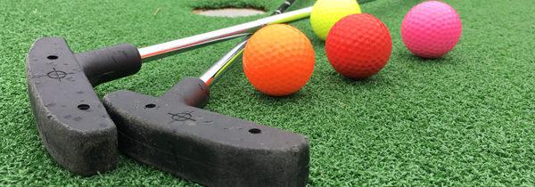 Изготовление разнообразных видов лунок в домашних условиях для проведения игр в мини-гольф