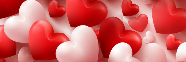 Тематическое онлайн занятие «Сердечко» (Техника торцевание)