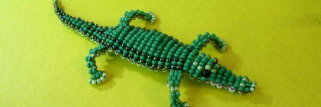 Мастер-класс «Крокодил»