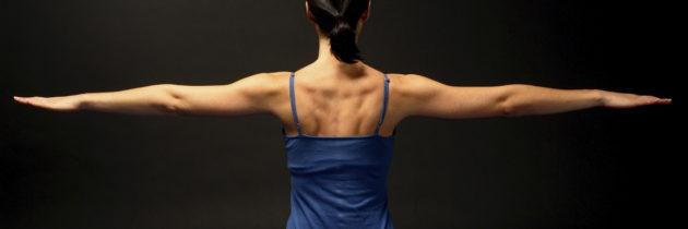 Пилатес для спины