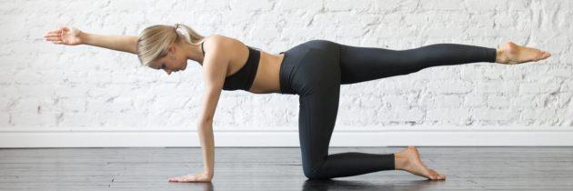 Пилатес для укрепления мышц ног