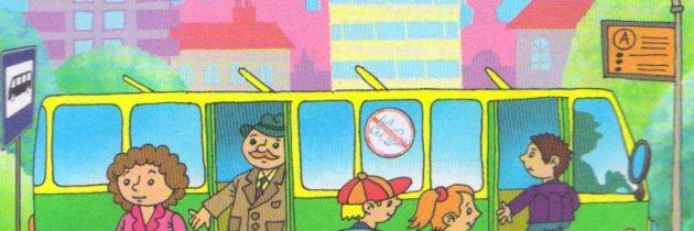 О правилах поведения детей в школьном и общественном автобусах