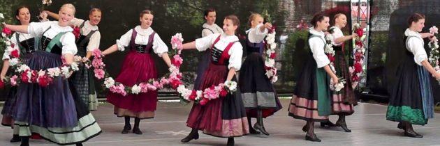 Хореографическое путешествие «Вокруг света за 30 дней»: Берлинская полька продолжение