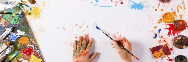 Творческая мастерская «Как нарисовать свою небольшую историю» завершение