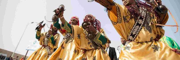 Хореографическое путешествие «Вокруг света за 30 дней»: Танцы народов Марокко