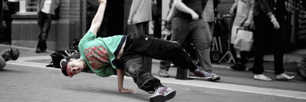 Хореографическое путешествие Вокруг света за 30 дней: США — родина уличных танцев
