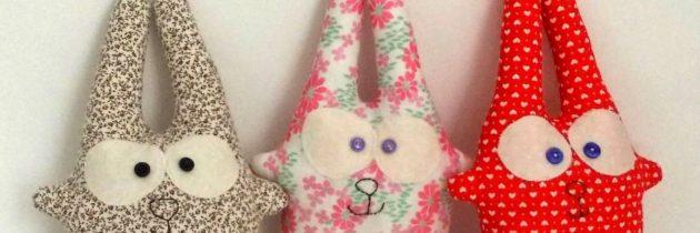 «Креативный заяц идет в гости с цветами» (часть 1)