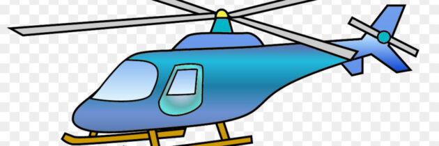 Тематическое занятие по легоконструированию «Вертолеты»