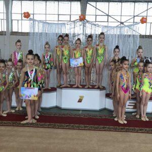 Фото с Первенства по художественной гимнастике 2021_