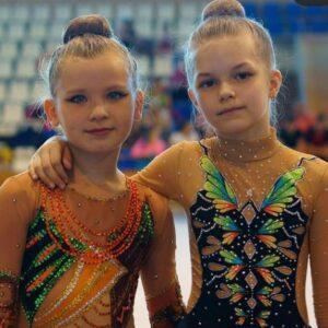 Фото Стяжкиной А.Е. и Аниськиной П.М.
