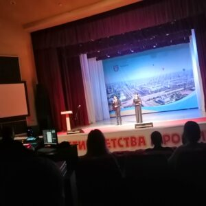Фото с Молодежной Ассамблеи «Молодые – молодым»