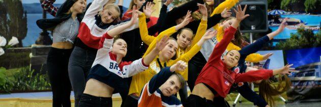 Всероссийский фестиваль современного танца «Свободный полет» 2021