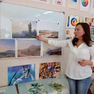 Фото Занятия КрымскаяВесна