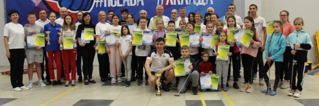 Соревнования по мини-гольфу «Кубок Тольятти»