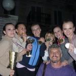 """Хореографический ансамбль """"Вива"""""""