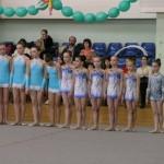 """Секция """"Художественная гимнастика"""""""