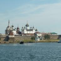 Соловецкий монастырь.Карелия