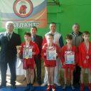 С победой в  Открытом юношеском турнире по борьбе самбо на призы АНО ДЮСК «Атлант»!