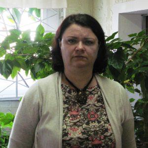 На фото изображена педагог Яковлева Ольга Ивановна