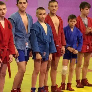 Участники соревноваий