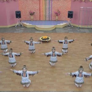 "Танец ""Шаманы"" - ТСК ""Дуэт"""
