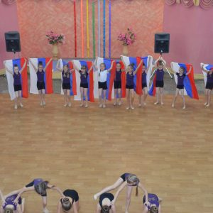 "Танец ""Олимпиада"" - ТСК ""Дуэт"""