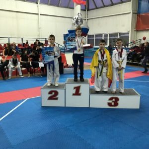 III турнир по тхэквондо, посвящённый памяти А.Шерстобитова