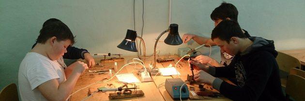 Городской конкурс «Юный радиотехник» в рамках «Городской Спартакиады технического направления» сетевого проекта «Техническое творчество. Робототехника»
