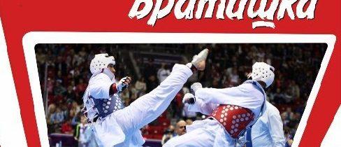 Х юбилейный Всероссийский турнир по тхэквондо «Братишка»