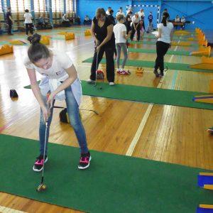 Первенство и Чемпионат городского округа Тольятти по мини-гольфу 2018 года