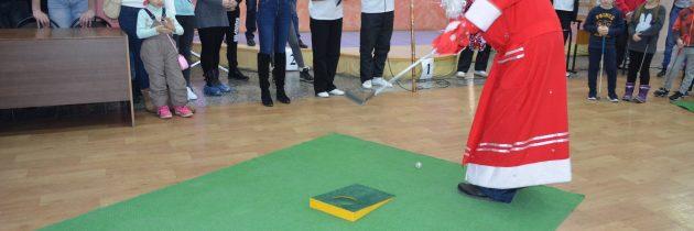 Рождественский турнир г.о. Тольятти по мини-гольфу 2018года
